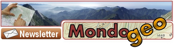 Newsletter di mondogeo
